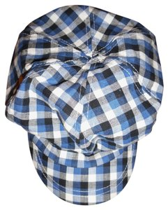 Other Plaid Newsboy Cabbie School Boy Cap