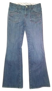 Paper Denim & Cloth Emma Size 29 Boot Cut Jeans-Medium Wash