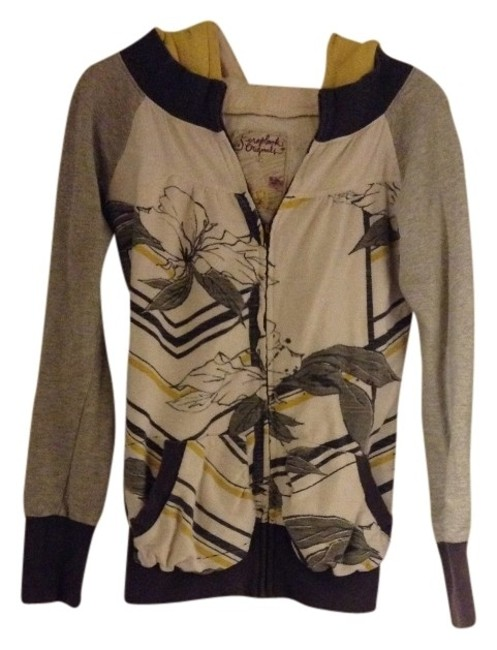 Preload https://item4.tradesy.com/images/scrapbook-white-gray-and-yellow-sweatshirthoodie-size-6-s-560338-0-0.jpg?width=400&height=650