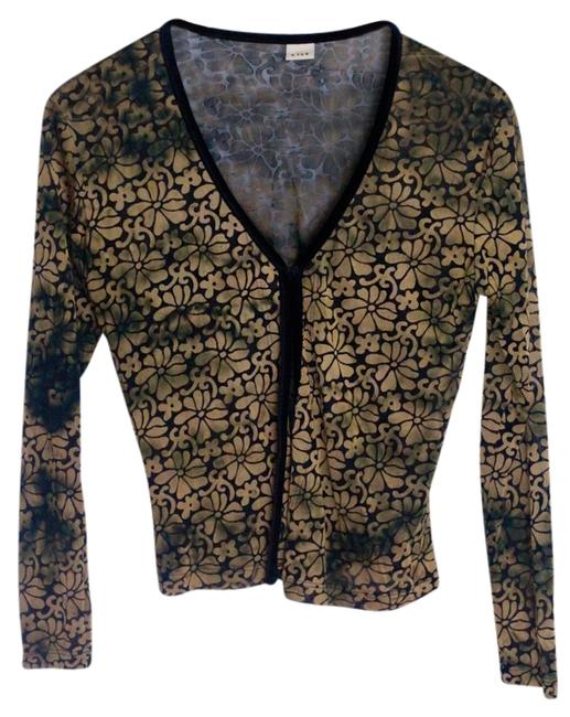 Preload https://item1.tradesy.com/images/unknown-cardigan-black-and-gold-sheer-560445-0-0.jpg?width=400&height=650