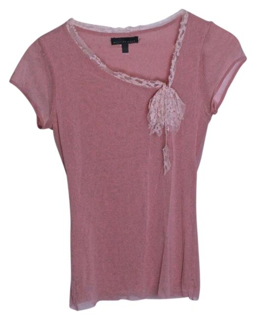 Weston Wear T Shirt Peachy Pink