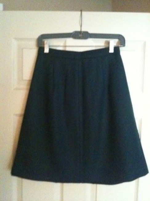 J.Crew Skirt Forest Green