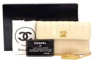 Chanel Vintage Vertical Shoulder Bag
