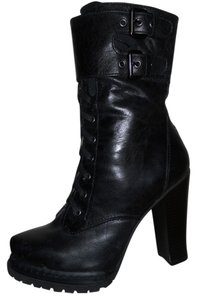 BCBGeneration Leather black Boots