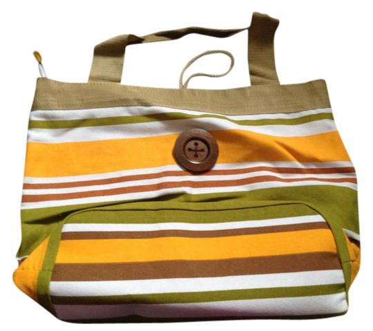 Preload https://item2.tradesy.com/images/american-eagle-outfitters-white-green-and-yellow-canvas-tote-560801-0-0.jpg?width=440&height=440