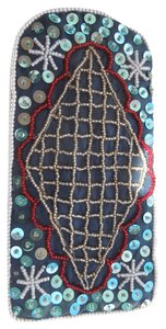 Other Eyeglass holder case sequined beaded