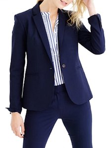 J.Crew CAMPBELL BLAZER IN ITALIAN STRETCH 120s WOOL