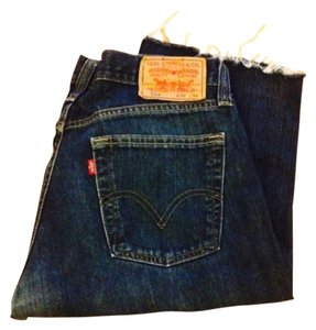 Levi's Red Tag Red Tag Jeans 514 Shorts Blue Denim