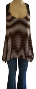 Cynthia Steffe Top Black & Copper