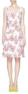 Tory Burch short dress Botanical Garden on Tradesy