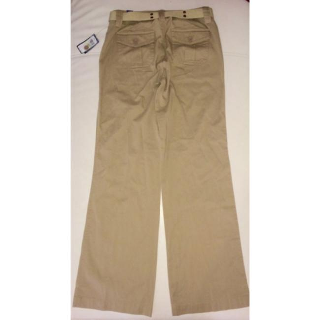 Izod Straight Pants Khaki