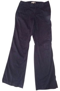 Banana Republic Straight Pants Blac