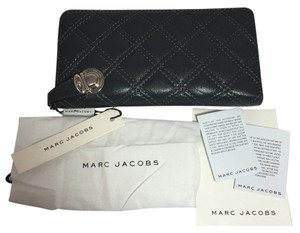 "Marc Jacobs MARC JACOBS QUILTED WALLET - ""THE DELUXE"""