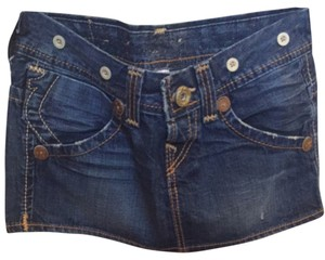 True Religion Skirt Blue