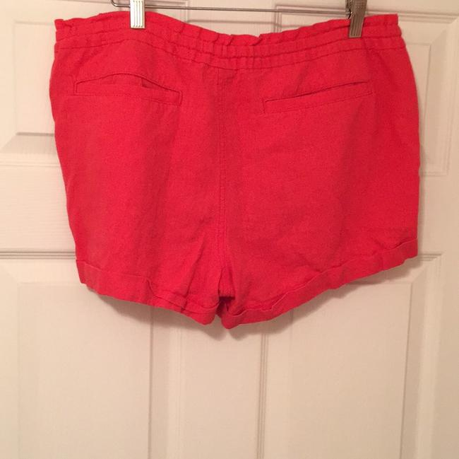 Old Navy Cuffed Shorts Coral