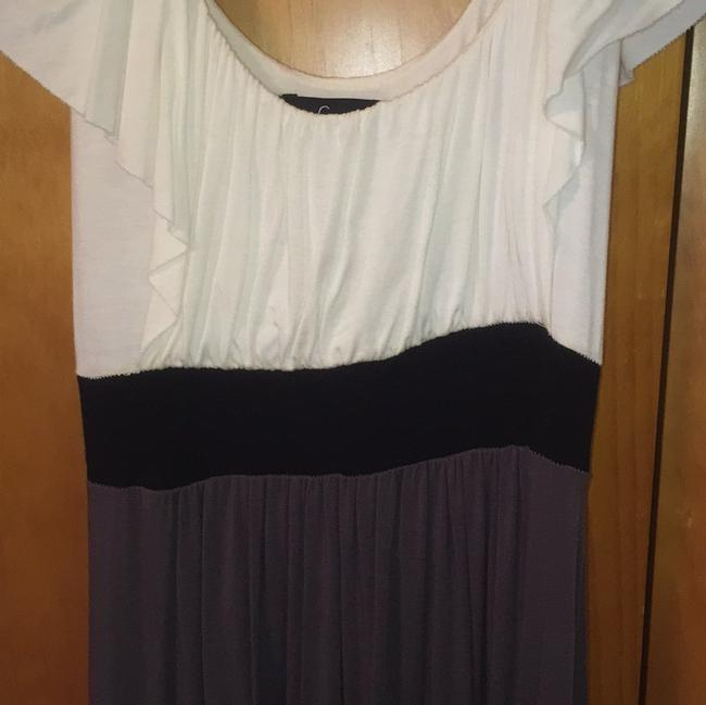 Soprano short dress Grey on Tradesy