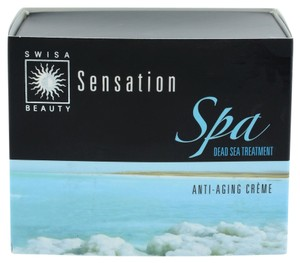 Swisa Beauty Swisa Beauty Sensation Spa Dead Sea Treatment Anti-Aging Creme 1 Oz.