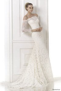Pronovias Kampara Wedding Dress