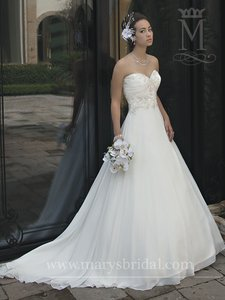 Mary's Bridal 6129 Wedding Dress