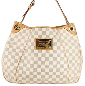 Louis Vuitton Galleria Azur Shoulder Bag