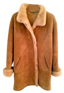 Saks Fifth Avenue Fur Coat