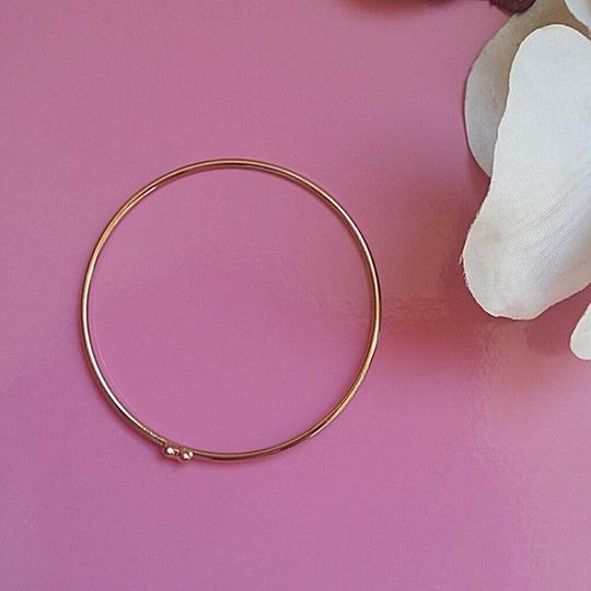 Other NEW GOLD DIPPED PLATED KARMA HEART GOOD BRACELET DAUGHTER JEWELRY cuff link chain 14k plated bffMOTHER GIFT