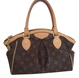 Louis Vuitton Tote in Authentic monogram brown