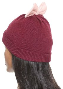 Kate Spade Kate Spade New York Knit Bow Beanie Size: One Size
