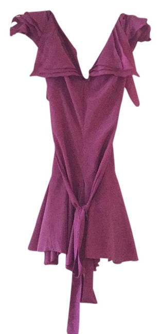 Item - Pink Above Knee Night Out Dress Size 0 (XS)