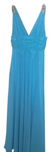 Faviana Mother Of Bride Mother Of Groom Mother Of Wedding Prom Blue Pageant Gowns Dress