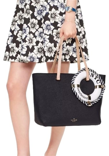 Kate Spade Splash Out Fish Ombre Francis Tote in blue