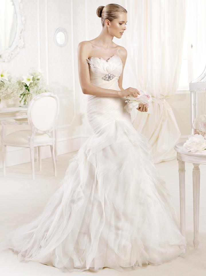 Pronovias la sposa mirra wedding dress on sale 59 off for La sposa wedding dresses