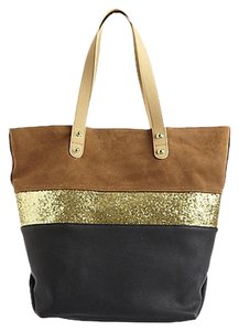 Steve Madden Tote in Brown/Black
