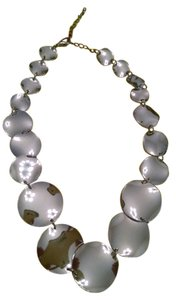 Relativity Free Shipping!! Younkers Silver Necklace