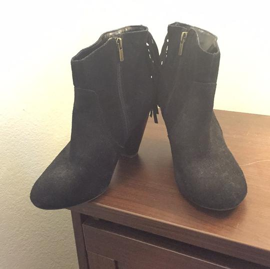 Jessica Simpson Blac Boots
