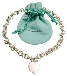 Tiffany & Co. Tiffany & Co. Heart Charm Toggle necklace