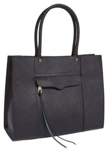 Rebecca Minkoff Medium Mab Mab Mab Tote in Black