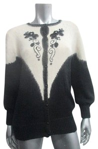 Other Angora Cardigan Large Sweater