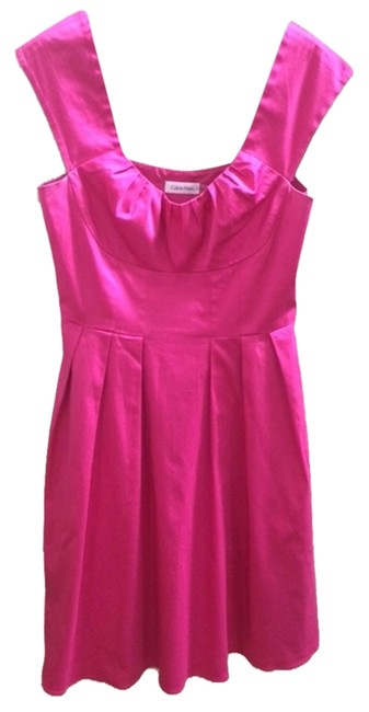 Preload https://item2.tradesy.com/images/calvin-klein-pink-above-knee-short-casual-dress-size-6-s-5617036-0-0.jpg?width=400&height=650