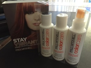 Paul Mitchell Color Protect Take Away Travel Trio Bath Accessory