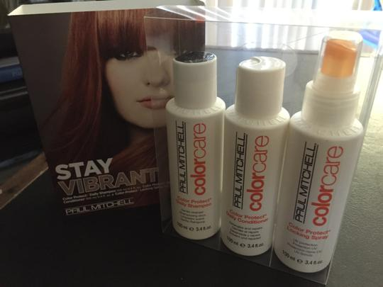 Paul Mitchell Color Protect Take Away Travel Trio Bath Accessories