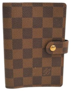 Louis Vuitton Louis Vuitton Agenda Planner Damier Ebene PM