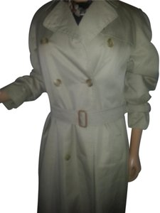Burberry Trench Size M Trench Coat