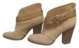 Jessica Simpson Taupe/beige Boots