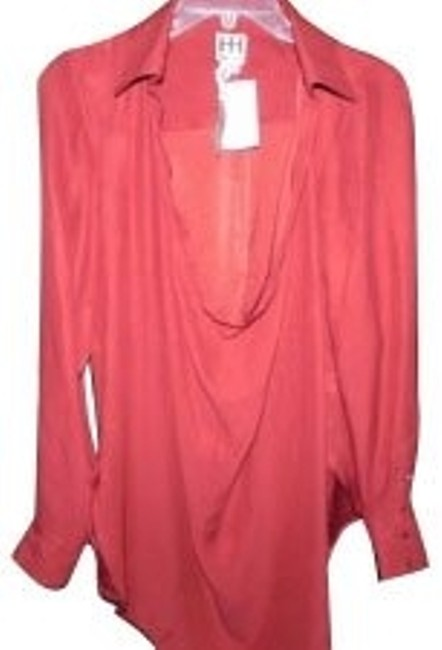 Preload https://item3.tradesy.com/images/haute-hippie-red-blouse-size-6-s-562-0-0.jpg?width=400&height=650