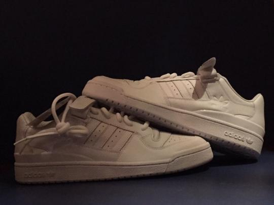 adidas Old School Classic Sneakers Forum white Athletic