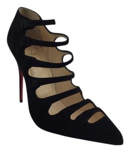 Christian Louboutin Vildo Black Pumps