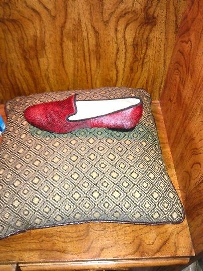 Cole Haan Loafers Red Flats