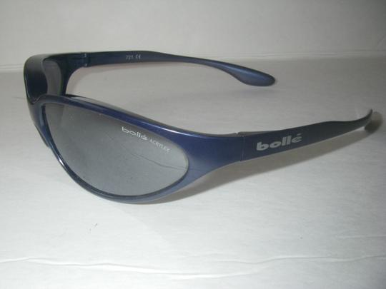 Bollé Bolle 721 Sunglasses w/Case France Vintage Sport Cycling Skiing