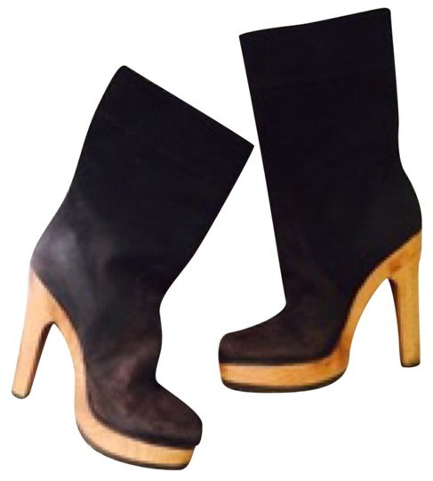 Preload https://item4.tradesy.com/images/dolce-and-gabbana-brownblack-leather-bootsbooties-size-us-9-regular-m-b-5622013-0-1.jpg?width=440&height=440